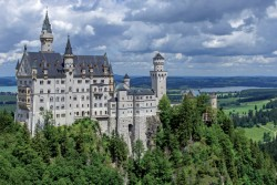 Neuschwanstein (Germany)