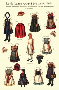 Paper Dolls - Germany