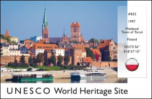 UNESCO - Medieval Town of Torun