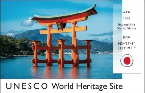 UNESCO - Itsukushima Shrine