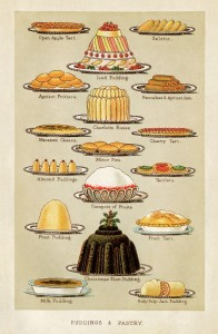 Pudding & Pastry