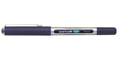 Blue Uni-Ball Roller Ball Pen UB-150